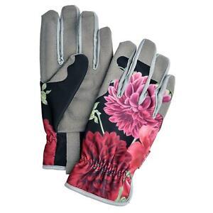 British Bloom Ladies Gardening Gloves - RHS Burgon & Ball Garden