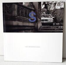1997 Mercedes Benz S-Class 54-page Original Car Sales Brochure Catalogue