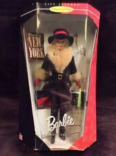 1998 MATTEL BARBIE CITY SEASONS COLLECTION WINTER IN NEW YORK DOLL  #19429