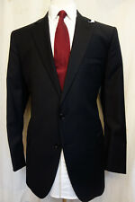 NWT Brooks Brothers 1818 Fitzgerald Black Wool Suit 45R  MSRP $998