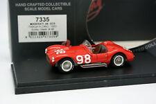Bang 1/43 - Maserati A6 GCS Targa Florio 1953 Nº98