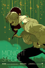 Midnight Special by Tomer Hanuka Mondo Limited Edition Screen Print