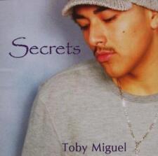 TOBY MIGUEL Secrets NEW CD ALBUM > NU SOUL (EXPANSION) MODERN SOUL R&B