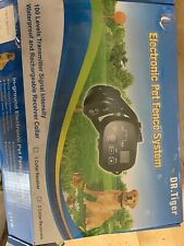 New listing Dr Tiger Electronic Pet Fence Items.