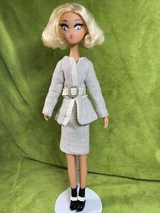 Mamzelle de Paris Parisienne Kiraz doll Anicetta suit w Leather Bow Boots CUTE