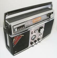 Vtg JC PENNEY AM/FM Stereo 8 Track Tape Player 70s Boombox Model 681-3877-WORKS!
