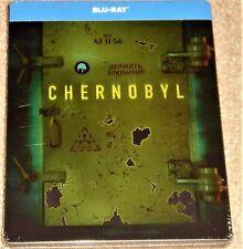 Chernobyl Limited Edition Steelbook / Blu Ray /  WORLDWIDE SHIPPING