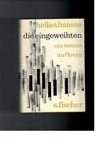 Hella S. Haasse - Die Eingeweihten - 1961