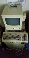 Vintage Apple Macintosh Plus 1MB - Model# M0001A !!!