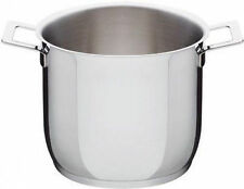 A di Alessi - AJM100/24 - Pots&Pans, Stockpot (mirror polished)