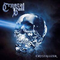 CRYSTAL BALL - CRYSTALLIZER   CD NEU