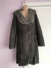 Gharani Strok Women's Ladies Coat Size Uk 14