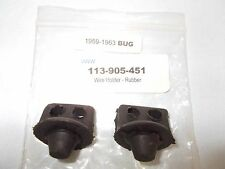 Volkswagen Beetle - Ghia - Bus 1959-1963 Set of (2) Rubber Ignition Wire Holder