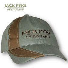 JACK PYKE SPORTING BASEBALL HAT MENS CAP 100% COTTON HAT FISHING SPORTS HUNTING