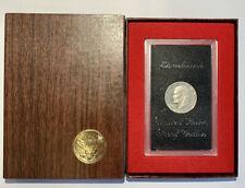 1973-S Eisenhower Silver Proof Dollar OGP