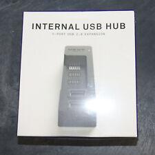 New - NZXT Internal USB Hub Controller - Expands 5 USB 2.0 Ports (AC-IUSBH-M1)