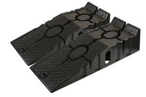 SUPER EXTRA WIDE HEAVY DUTY CAR RAMPS 2.5 TONNE CAPACITY FOR WIDE WHEELS