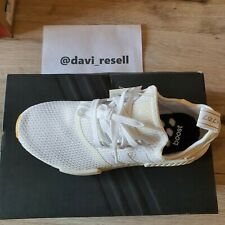 Size 7 - adidas NMD R1 Cloud White 2018