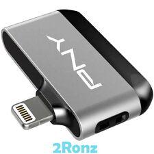 PNY Lightning MicroSD/SDHC/SDXC Card Reader USB For Apple iPhone iPad iPod PC