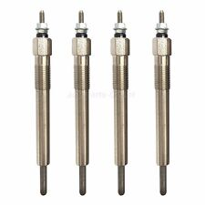 Glow Plug For ISUZU ELF WHR NHR NKR WKR TFR 4JB1 /Turbo 4JB1 4JA1 2.8L, set of 4