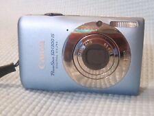 Canon Power Shot Digital ELPH SD1300 IS 12.1 MP Digital Camera