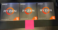 NEW AMD Ryzen 5 5600X Desktop CPU Processor 4.6GHz, 6 Cores, AM4, 65W TDP, 7nm