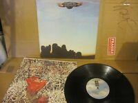 Eagles Self Titled/Glenn Frey lp 1972 Asylum/Elektra record SD-5054