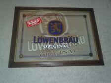 Lowenbrau Original Mirror 24 X 18