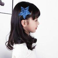 Sequins Star Shape Girls Hair Accessories Hair Clips Tiara Side Clips Hairpin