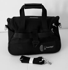 Travelpro USA Crew 3 black Carry On shoulder overnight flight tote luggage bag