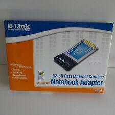D-Link Cardbus 32-bit Netzwerk Adapter