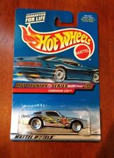 1999 HOT WHEELS MAD MANIAX SERIES CAMARO Z28 - #2 OF 4 CARS