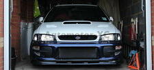 Fit For Subaru Impreza GC 98-01 WRX STI Carbon Fiber Fog Light Lamp Cover