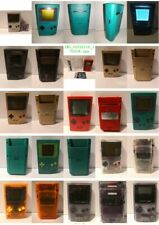 Game Boy Konsolen (Color, GBA, SP) verschiedene Farben und Modelle