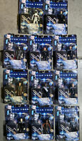 1996 Playmates Complete Set of 11 Star Trek First Contact Action Figures