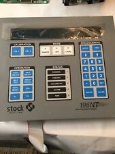 (A) New Stock Process Equipment 196Nt Control Display Panel