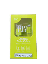 Kit: Charger/Data Cable Lightning Connector