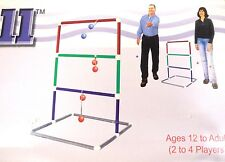 Ladder Ball Ladder Golf Toss Outdoor Hillbilly Horseshoe Yard  Tournament Game