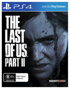 The Last of Us Part 2 - BRAND NEW - PLAYSTATION 4