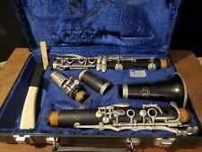 Vintage Clarinet Buffet Crampon E11 Paris Made in West Germany in Original Case