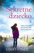 Sekretne dziecko - Fisher Kerry -  POLISH BOOK - POLSKA KSIĄŻKA