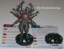 ULTRON(AGE OF ULTRON) #056A/56B Age of Ultron Marvel HeroClix Chase Rare