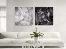 Mehrteilige Deko-Bilder mit abstraktem Motiv