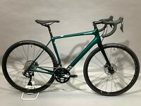2020 Cannondale Synapse Carbon Disc Ultegra Di2 54cm Green Road Bike WAS $4400