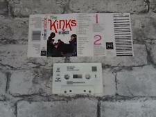 THE KINKS - Hit Singles / Cassette Album Tape / 3954