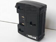 Anton Bauer Tandem Charger / Power Supply  - Gold Mount