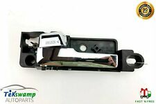 06-12 Ford Fusion Lincoln MKZ Rear Left Door Interior Handle OEM BE5Z5422601A