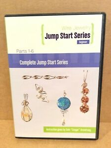 DVD Wire Jewelry, Beginner, Armstrong,  Parts 1-6, Jump Start Series