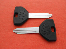 2 DODGE RAM HEAD KEY BLANKS 94 95 96 97 98 99 2000