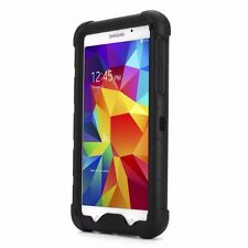 Case For Samsung Galaxy Tab 4 7.0 Poetic【Shockproof】Bumper Protective Blcak